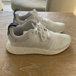 White NMD R2